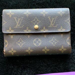 Louis Vuitton Tresor Porte Wallet